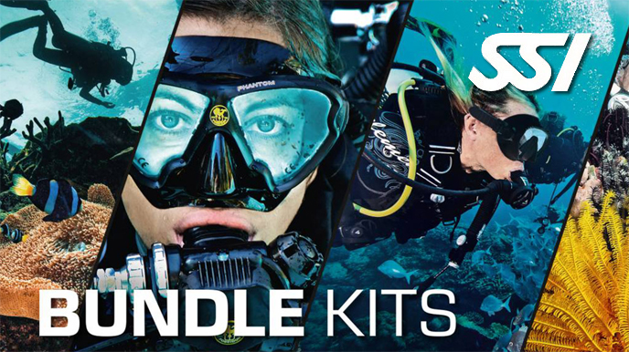 Bundle Open Water Diver and Enriched Air Nitrox (32/40)